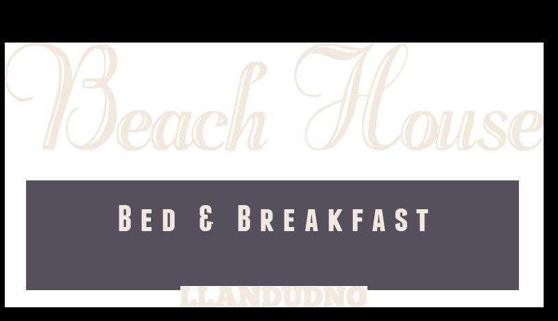 Beach house bed and breakfast llandudno